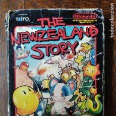 Videojuegos y Consolas: THE NEWZEALAND STORY - NINTENDO NES PAL ESPAÑA- FUNCIONANDO EN CAJA. Lote 287335158