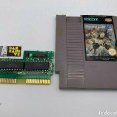 Videojuegos y Consolas: AUTHENTIC ROBOCOP 3 NINTENDO NES PAL A ITALIANO BY OCEAN RARE!. Lote 287617253