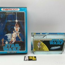 Videojuegos y Consolas: STAR WARS NINTENDO FAMICOM NES NTSC-J FC JAPANESE VERSION TESTED STARWARS. Lote 287618673
