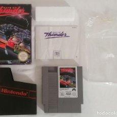 Videojuegos y Consolas: NINTENDO NES DAYS OF THUNDER COMPLETO PAL ESPAÑA. Lote 287624098