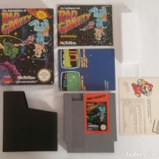 Videojuegos y Consolas: NINTENDO NES RAD GRAVITY COMPLETO PAL ESPAÑA. Lote 287624823