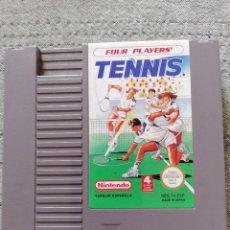 Videojuegos y Consolas: JUEGO TENNIS VERSIÓN ESPAÑOLA . NINTENDO. NES. Lote 288150083
