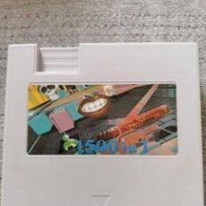 Videojuegos y Consolas: JUEGO 1500 IN 1. NINTENDO. NES. Lote 288150478