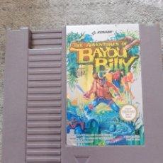 Videojuegos y Consolas: JUEGO THE ADVENTURES OF. BAYOU BILLY. NINTENDO. NES. Lote 288151033