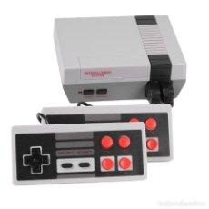 Videojuegos y Consolas: CONSOLA RETRO 620 JUEGOS ENTERTAINMENT SYSTEM TIPO NES. Lote 288188703