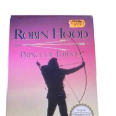 Videojuegos y Consolas: ROBIN HOOD PRICE OF THIEVES - JEGO NES - COMPLETO. Lote 288226478