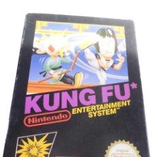 Videojuegos y Consolas: KUNG FU - JUEGO NES - COMPLETO. Lote 288229143