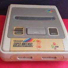 Videojuegos y Consolas: CONSOLA SUPER NINTENDO NES SIN PROBAR. Lote 289303878