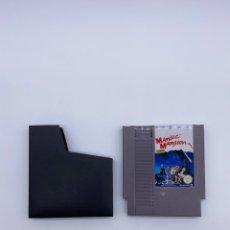 Videojuegos y Consolas: MANIAC MANSION JUEGO PARA NINTENDO NES PAL ESP VERSIÓN ESPAÑOLA. Lote 289364333