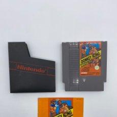 Videojuegos y Consolas: DONKEY KONG PARA NINTENDO NES PAL ESP VERSIÓN ESPAÑOLA. Lote 289365148