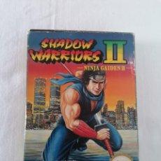 Videojuegos y Consolas: NINTENDO NES SHADOW WARRIORS II. Lote 289504683
