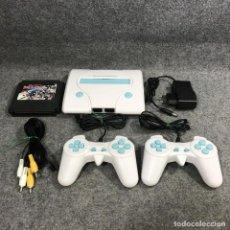 Videojuegos y Consolas: FC PLAY COMPUTER+JUMP EIYUU RETSUDEN CLONICA NINTENDO NES FAMICOM. Lote 289938493