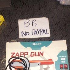 Videojuegos y Consolas: PISTOLA COMPATIBLE CON NES NINTENDO ZAPP GUN. Lote 290117253