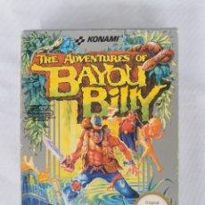 Videogiochi e Consoli: JUEGO THE ADVENTURES OF BAYOU BILLY NINTENDO NES.. Lote 292335893