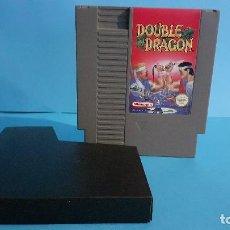 Videojuegos y Consolas: NINTENDO NES DOUBLE DRAGON.. Lote 294965868