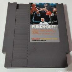 Videojuegos y Consolas: PUNCH OUT NINTENDO NES PAL ESPAÑA. Lote 294975018
