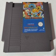Videojuegos y Consolas: GHOST'N GOBLINS NINTENDO NES PAL ESPAÑA. Lote 294975108