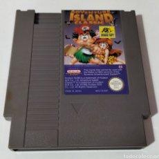 Videojuegos y Consolas: ADVENTURE ISLAND NINTENDO NES PAL ESPAÑA. Lote 294975153