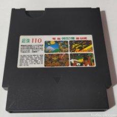 Videojuegos y Consolas: CARTUCHO 110 EN 1 NINTENDO NES. Lote 294975308