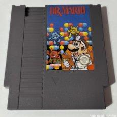 Videojuegos y Consolas: DR MARIO NINTENDO NES PAL ESPAÑA. Lote 294975483