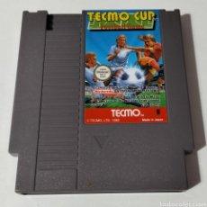Videojuegos y Consolas: TECMO CUP NINTENDO NES PAL ESPAÑA. Lote 294975678