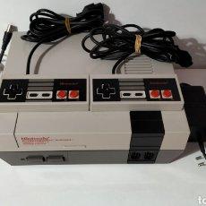 Videojuegos y Consolas: CONSOLA NINTENDO NES. Lote 294975773