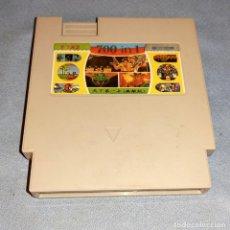 Videojuegos y Consolas: NINTENDO NES CLONICAS 700 IN 1 AÑO 1992. Lote 295298673