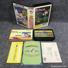Videojuegos y Consolas: PRO YAKYUU FAMILY STADIUM 87 JAP NINTEDO FAMICOM NES. Lote 295382503