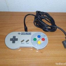 Videojuegos y Consolas: MANDO CONSOLA SUPER NINTENDO SNES SUPERNINTENDO. Lote 297040093