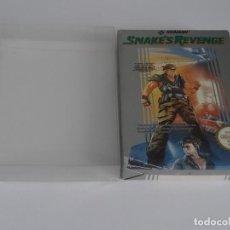 Videojuegos y Consolas: NINTENDO NES - METAL GEAR UK + FUNDA PROTECTORA PARA CAJA EXTERIOR. Lote 297100098