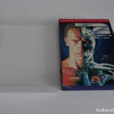 Videojuegos y Consolas: NINTENDO NES - TERMINATOR 2 VER. ESPAÑOLA + FUNDA PROTECTORA PARA CAJA EXTERIOR. Lote 297101128