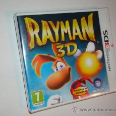 Videojuegos y Consolas: RAYMAN 3D - NINTENDO 3DS. Lote 29579083