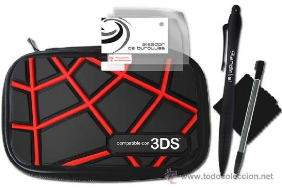 PACK BASICO PARA CONSOLA 3DS (Juguetes - Videojuegos y Consolas - Nintendo - 3DS)