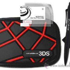 Videojuegos y Consolas: PACK BASICO PARA CONSOLA 3DS. Lote 37562810