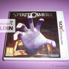 Videojuegos y Consolas: SPIRIT CAMERA LA MEMORIA MALDITA NUEVO Y PRECINTADO PAL ESPAÑA NINTENDO 3DS. Lote 39776124