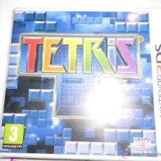 Videojuegos y Consolas: JUEGO NINTENDO 3DS Y 2DS TETRIS,NUEVO PRECINTADO,VERSION ESPAÑOLA. Lote 40410152