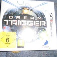 Videojuegos y Consolas: DREAM TRIGGER 3D PARA NINTENDO 3DS Y 2DS PAL ESPAÑA NUEVO Y PRECINTADO. Lote 45395001