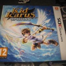 Videojuegos y Consolas: KID ICARUS NINTENDO 3DS PAL ESPAÑA PRECINTADO. Lote 129362907