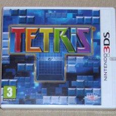 Videojuegos y Consolas: TETRIS, PRECINTADO PAL ESP -3DS-. Lote 59827144