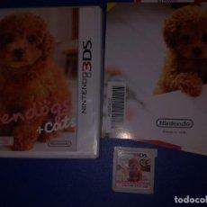 Videojuegos y Consolas: NINTENDOG + CATS. Lote 65947518