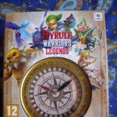 Videojuegos y Consolas: 3DS - HYRULE WARRIORS LEGENDS - EDICION LIMITADA - NUEVO . Lote 70253993