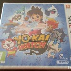 Videojuegos y Consolas: JUEGO NINTENDO 3DS - YO-KAI WATCH - PRECINTADO - NUEVO. Lote 79019373