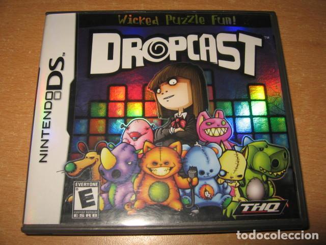 dropcast ds