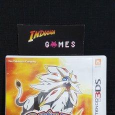 Videojuegos y Consolas: NINTENDO 3DS POKEMON SOL. Lote 90388602