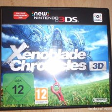 Videojuegos y Consolas: XENOBLADE CHRONICLES 3D | NEW NINTENDO 3DS / MONOLITH SOFT, 2015 VERSIÓN EUROPEA. Lote 89599860