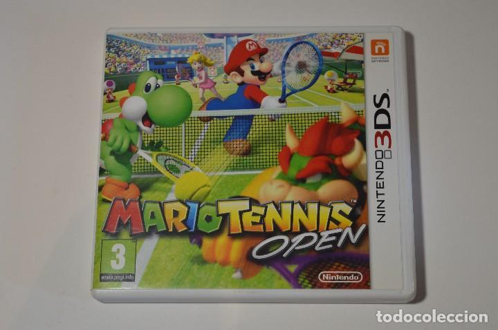 Juego Nintendo 3ds Mario Tennis Open 2012 Depor Comprar