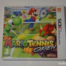 Videojuegos y Consolas: JUEGO NINTENDO 3DS MARIO TENNIS OPEN 2012 DEPORTE TENIS SPORT DEPORTES LUIGI YOSHI OTROS JUGADORES. Lote 91722885
