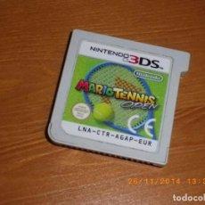 Videojuegos y Consolas: NINTENDO 3DS JUEGO MARIO TENNIS OPEN. Lote 95080947