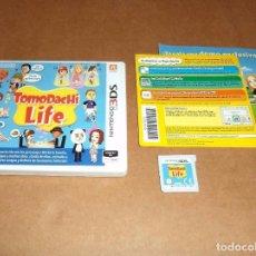 Videojuegos y Consolas: TOMODACHI LIFE PARA NINTENDO 3DS, PAL. Lote 95177411