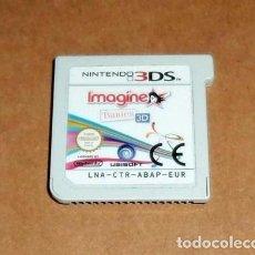 Videojuegos y Consolas: IMAGINA SER MAMA 3D, CARTUCHO PARA NINTENDO 3DS, PAL. Lote 95177523